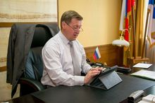 Анатолий Локоть прокомментировал траты в 35 млн на новый зал для депутатов