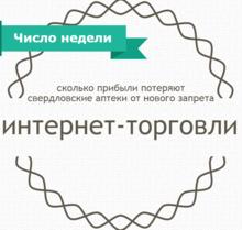 Интернет-аптеки в Екатеринбурге смогут закрывать без суда с 1 июля