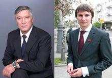 Отзыв полномочий Валерия Ревкуца и Александра Глискова рассматривают за закрытыми дверями