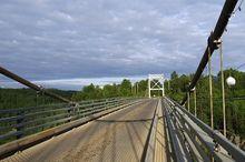 В Новосибирской области построят путепровод длиной почти 800 м.