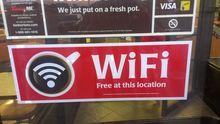 Екатеринбургский предприниматель заработает на раздаче Wi-Fi в ресторанах и  ТЦ