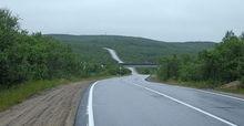Треть дорог Красноярского края не соответствуют нормативам