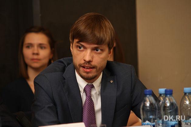 Дмитрий Попов, генеральный директор КРСУ