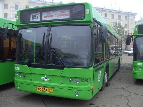 В Екатеринбурге начнут курсировать белорусские автобусы