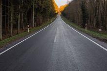 Новосибирские дорожники закончили наносить разметку улиц