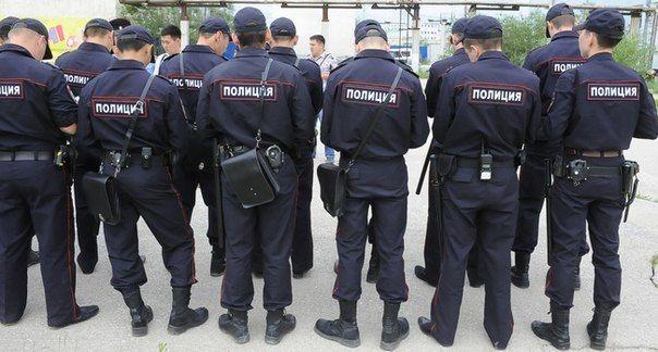 МВД сократит 110 тыс. сотрудников