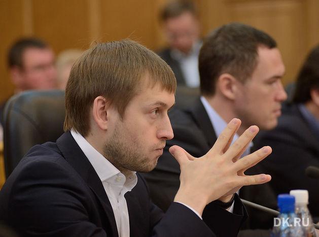 Александр Караваев, генеральный директор регионального Фонда содействия капитальному ремонту общего имущества МКД