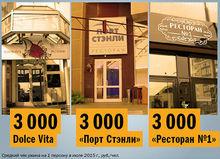 DK.RU составил рейтинг ресторанов Екатеринбурга - 16.07.2015