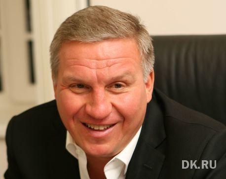 Алексей Бобров, президент хоккейного клуба