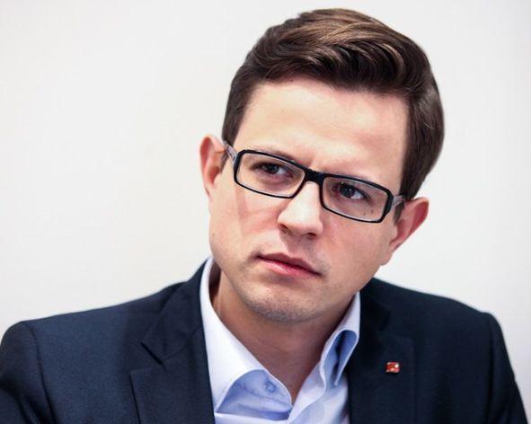 На фото: Максим Филин, директор по маркетингу и продажам компании «Брусника» в Екатеринбурге