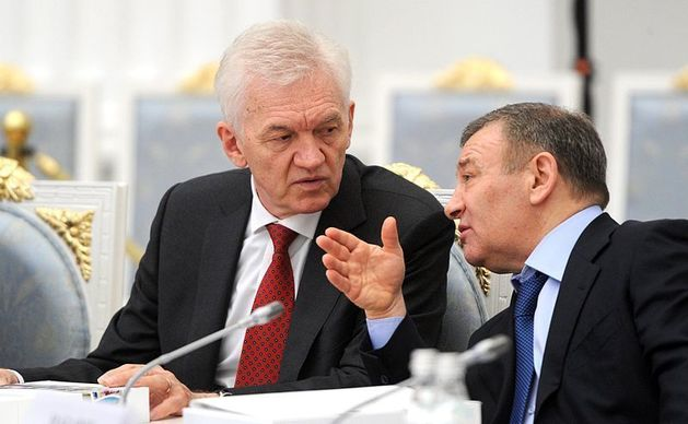 Российские олигархи из числа друзей Путина нашли способ обойти санкции