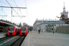 Первые «Ласточки» прибудут в Свердловскую область в октябре 2015 года