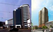 Градсовет Екатеринбурга рассмотрит два «наполеоновских» проекта / ЭСКИЗЫ
