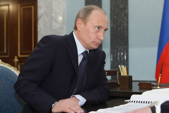 Санкционные продукты будут уничтожать с согласия Путина