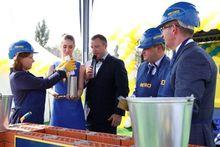 В Ростове начали строить третий торговый центр «МЕТРО Кэш энд Керри»