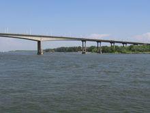 В Ростове отложили открытие нового Ворошиловского моста