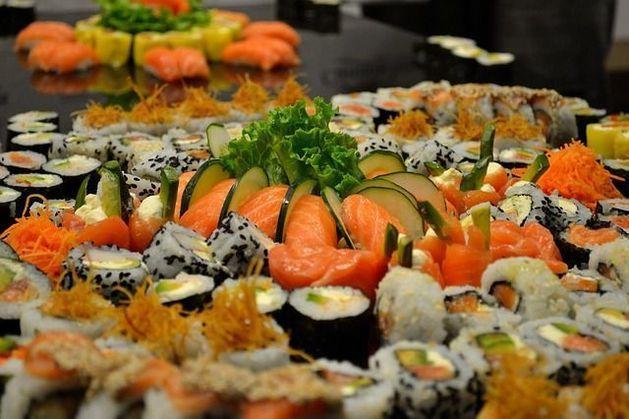 Сервис заказа такси Gett запустит услугу доставки суши