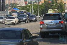 В сентябре в Новосибирске запустят развязку на ул. Петухова