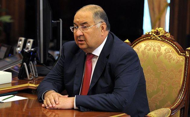 Усманов оказал РФС безвозмездную помощь на 1 млрд руб.