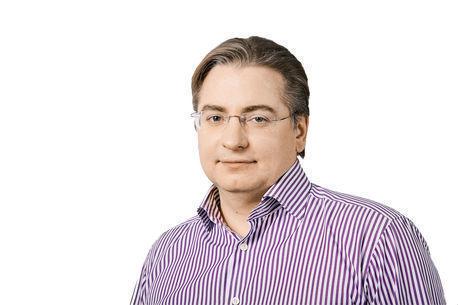 Антон Соловьев, президент Уральского банка реконструкции и развития