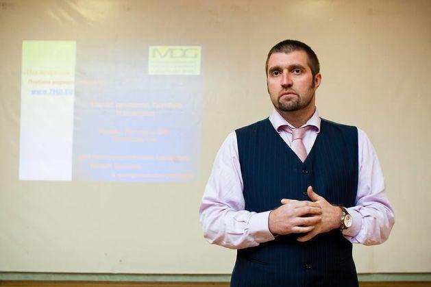 Дмитрий Потапенко: «Сжигание еды отвлекает публику от главных экономических проблем»