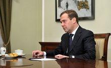 В Магаданской области запретили карикатуры на Медведева