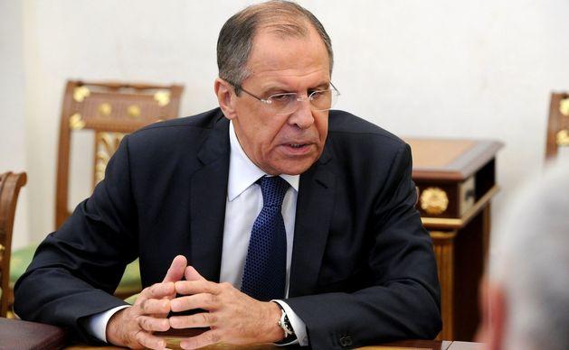 В российском МИДе опровергли, что Лавров матерился на пресс-конференции