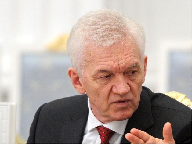 Тимченко из-за санкций пришлось переехать в резиденцию Хрущева