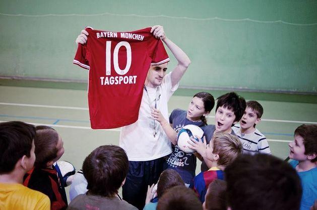 Академия #Тagsport: как сделать бизнес на непрофессиональном футболе для детей