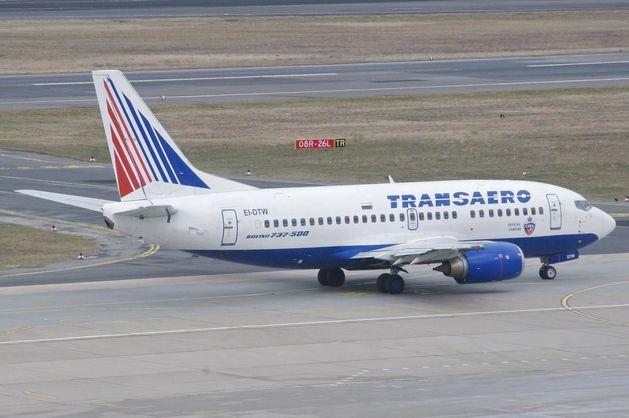 «Трансаэро» снизила цены на билеты до уровня лоукостеров