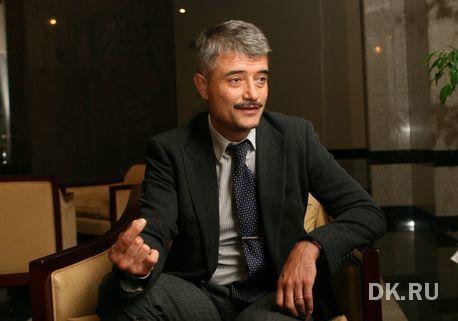 Алексей Павин, глава свердловского отделения Россельхозбанка