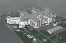 Строители отказались переносить НИИ ОММ в Академический
