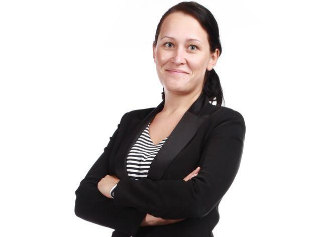 Вера Маневич, руководитель обособленного подразделения Coleman Services в Новосибирске.