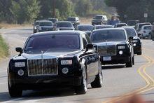 Первую партию «президентских» автомобилей в России выпустят в 2017 году