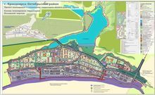 В Красноярске вынесли на публичные слушания проект нового микрорайона