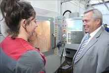 """Производство пьезокерамики завода """"Прибой"""" в Таганроге выпускает до 450 тыс. изделий в год"""