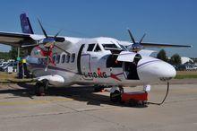 УГМК будет продвигать чешские самолеты на китайский рынок