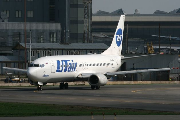 Имущество UTair на 86 млн рублей арестовали