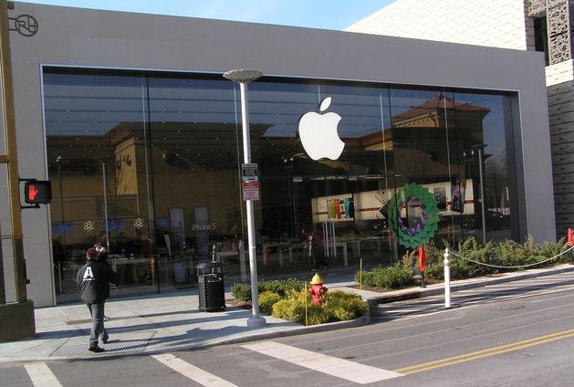 Apple из-за биржевых потрясений потеряла 158 млрд долларов