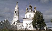 Определена компания, которая займется реконструкцией Верхотурского кремля