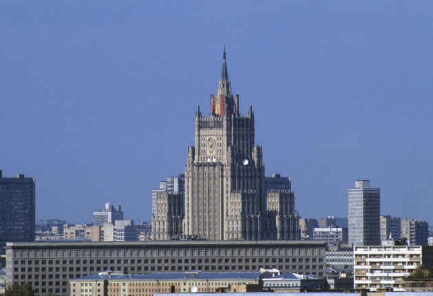 Российский МИД признал присутствие военнослужащих РФ в Сирии