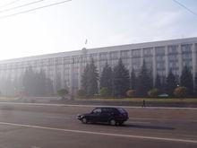 На улицы Кишинева вновь вышли тысячи протестующих