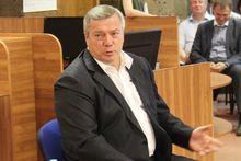 Ростовчане выбрали губернатором Василия Голубева