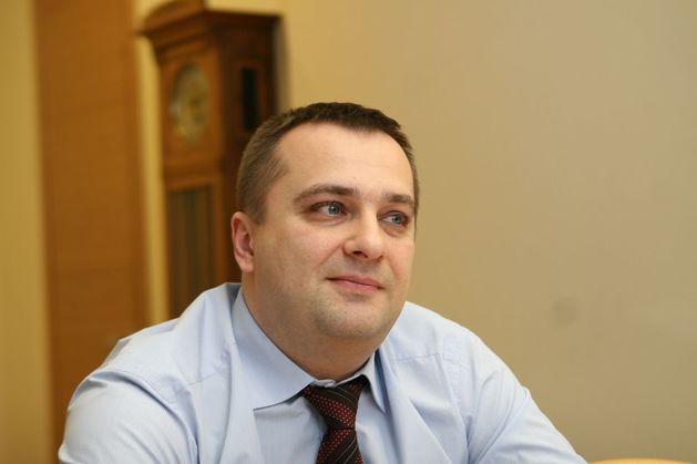 Сергей Мямин, замглавы администрации Екатеринбурга по вопросам капстроительства и землепользования