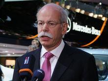 Глава Daimler: мигранты позволят Германии совершить экономический рывок