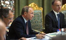 Путин заявил, что «Исламское государство» планирует захватить Россию