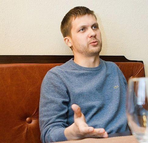 Игорь Елсуков, управляющий Jaws Brewery