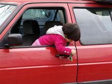 В России хотят ввести штрафы за оставленных в машинах детей