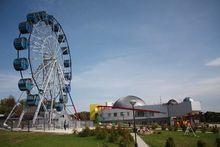 Бизнес решил вложиться в культуру: в Новосибирске новое колесо обозрения