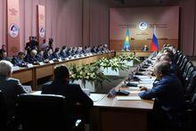 Борис Дубровский выступил на форуме сотрудничества России и Казахстана